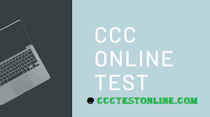 CCC Online Test Series In English 2021- - 2022