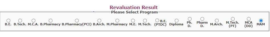 RGPV Diploma Revaluation Result 2021 - 2022 June July Date
